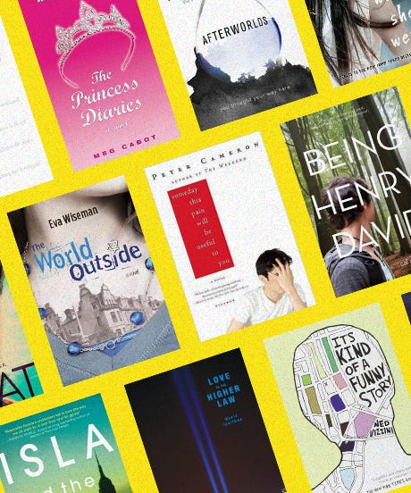 Best Young Adult Books To Read Summer 2015
