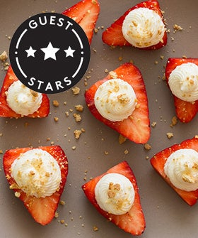 Cutest Dessert, Ever: Deviled Hearts