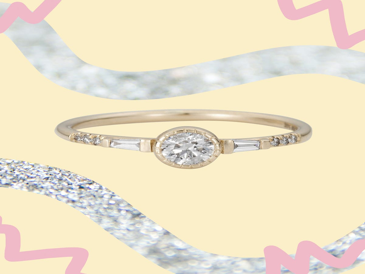 19 Engagement Rings For Anyone Looking To Get Hitched Quick