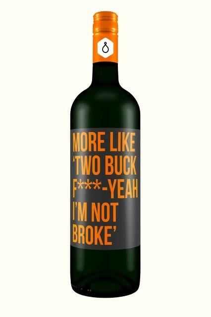 honest wine labels funny alcohol names