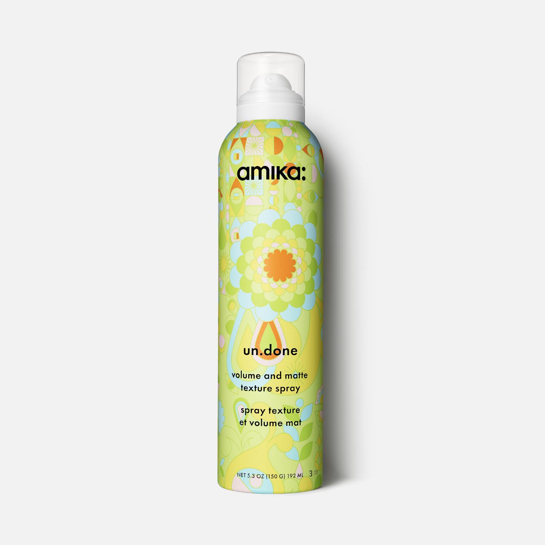 Un Done Volume And Matte Texture Spray