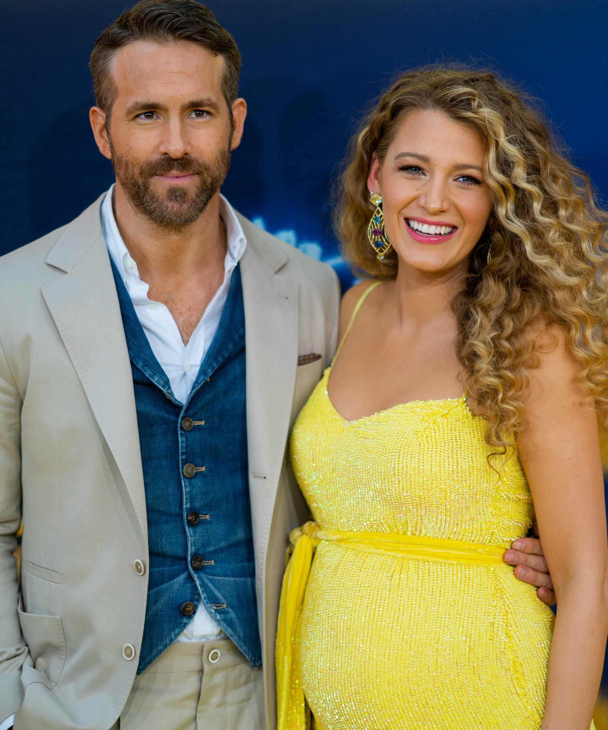 Ryan Reynolds Just Gave Blake Lively The Worst Birthday Gift