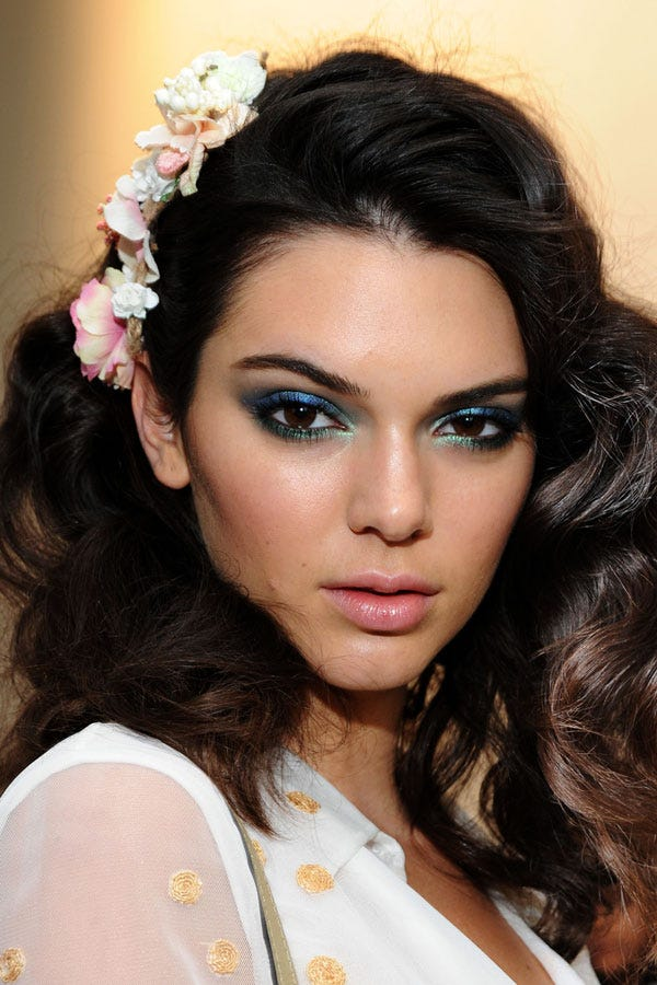 Match Makeup To Clothes Celebrity Beauty Tips