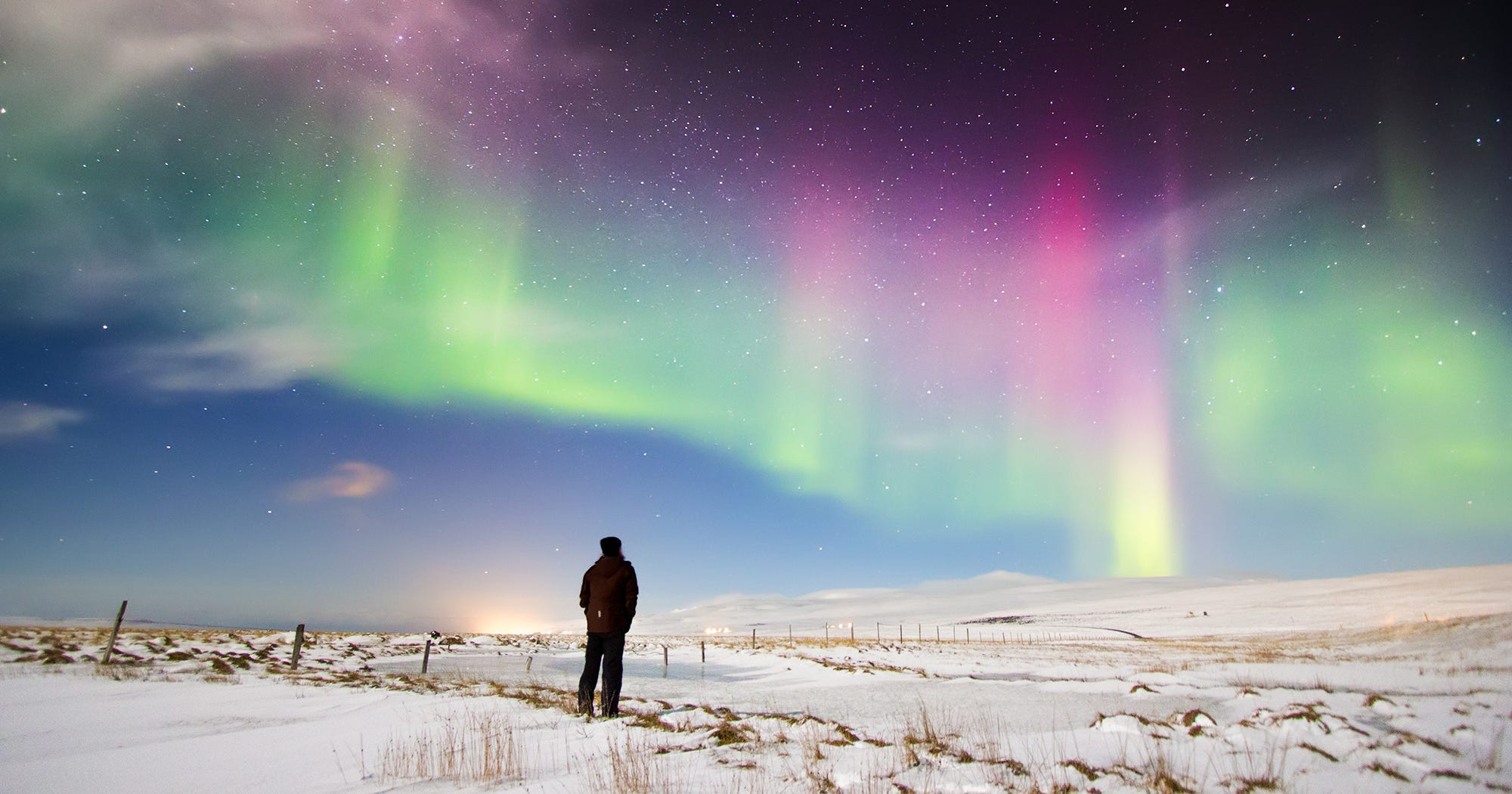 These Are The Best Countries To See The Northern Lights