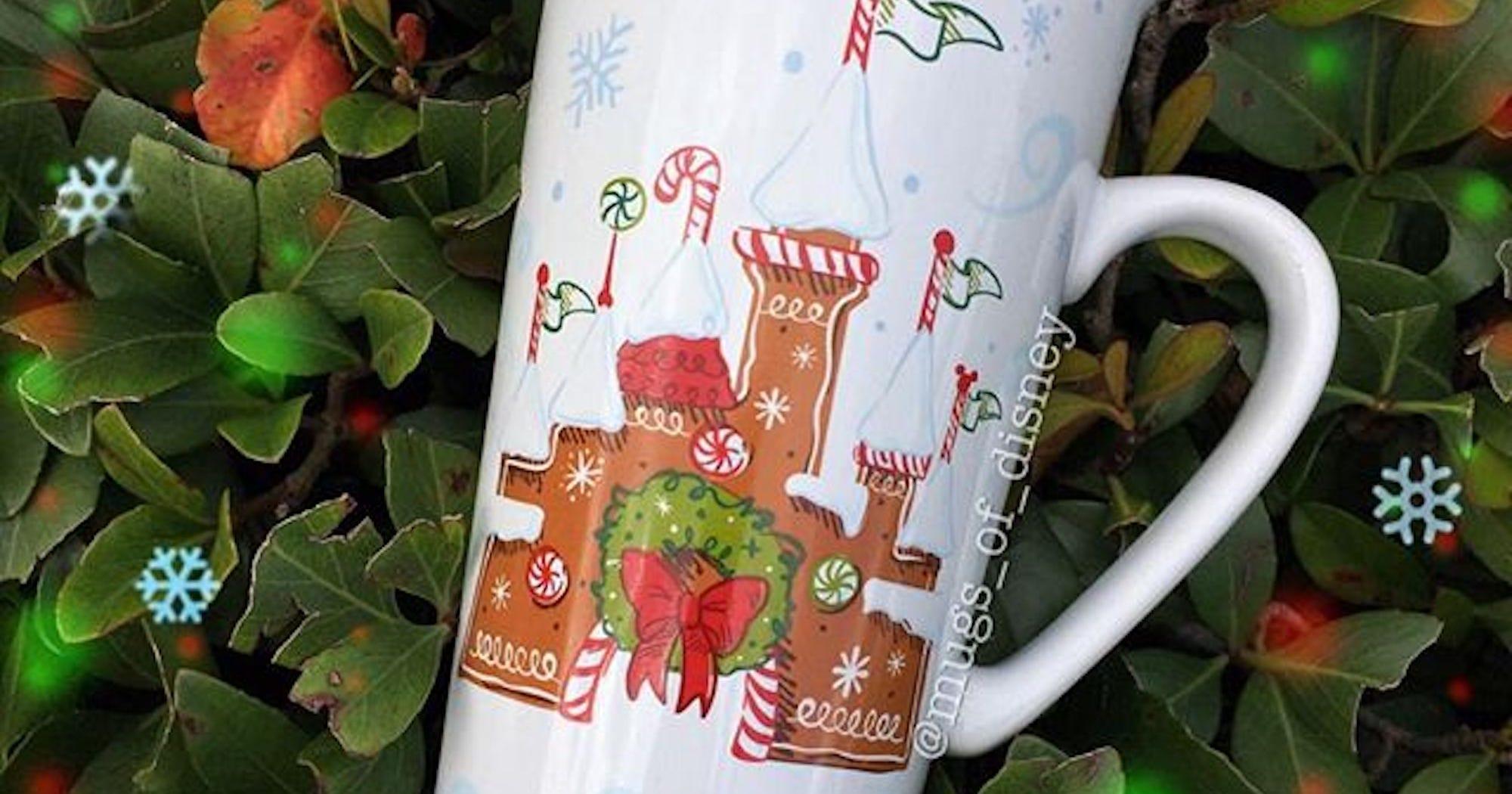 Holiday Disney Starbucks Travel Mug 2017 X08PwknO