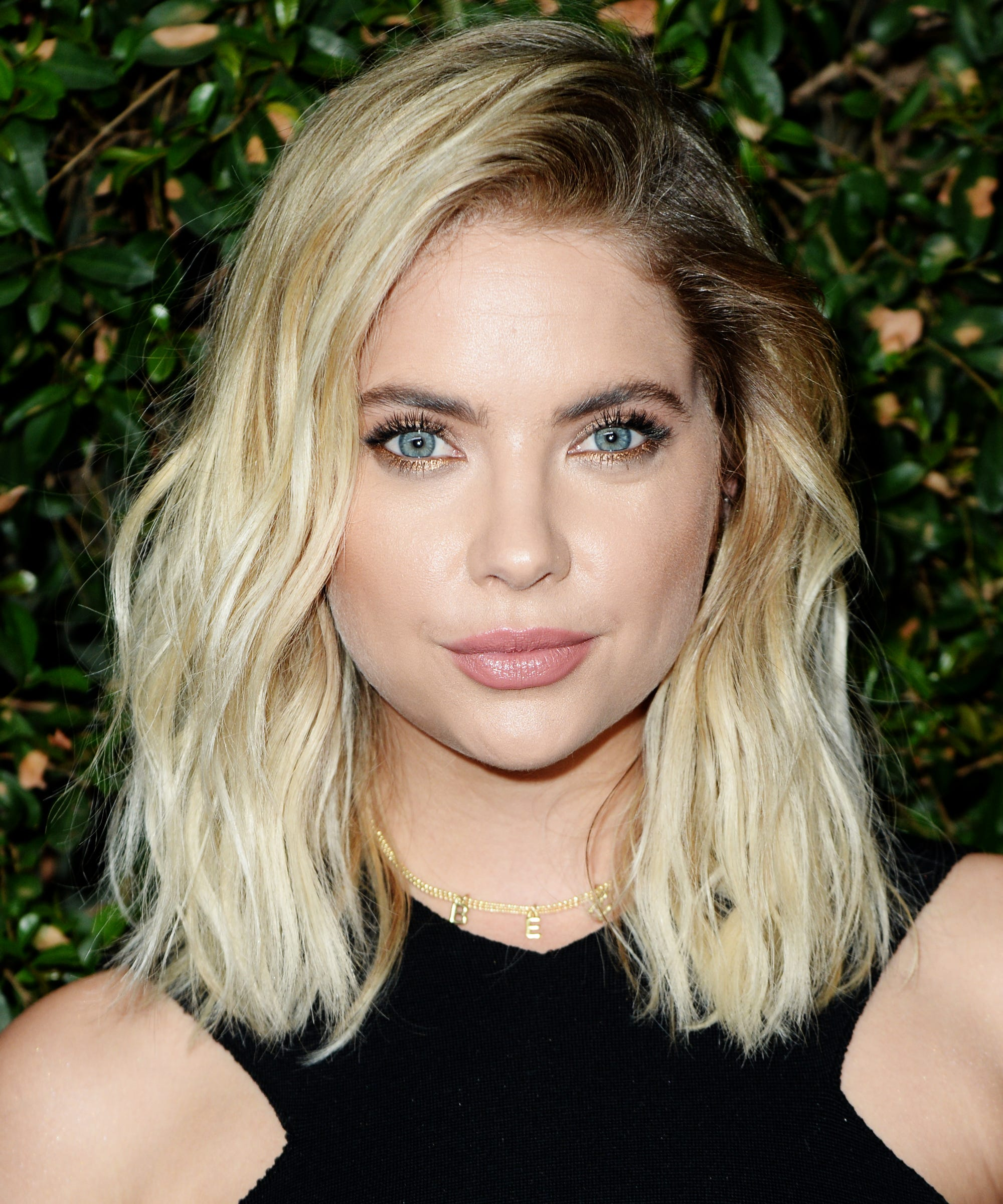 Ashley Benson Birthday Pink Hair Dye