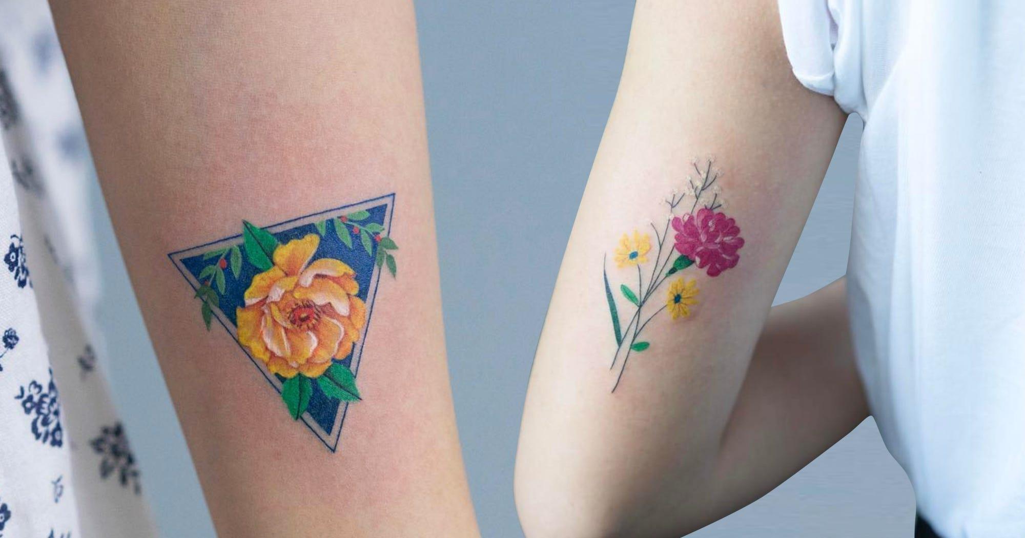 Schön Tattoo Folie Entfernen Sammlung Von