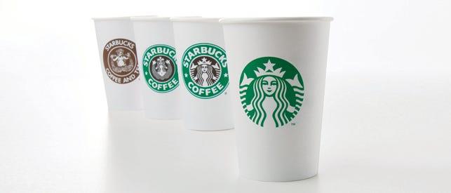 Starbucks Logo Meaning Original Cup Design Picture