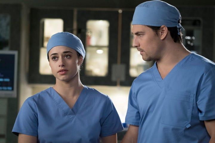 Greys Anatomy Season 14 Episode 19 Recap Beautiful