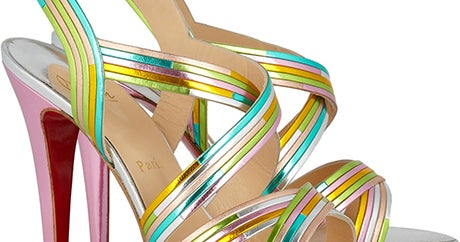 Christian Louboutins At 60% Off. Really. It's Happening