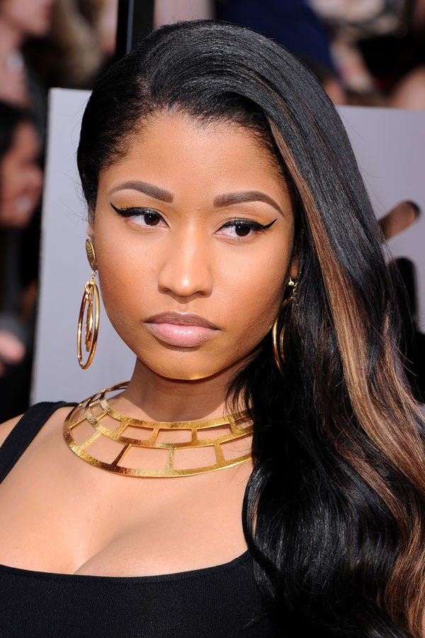 Nicki Minaj Makeup Nails Costumes Hair Outfits