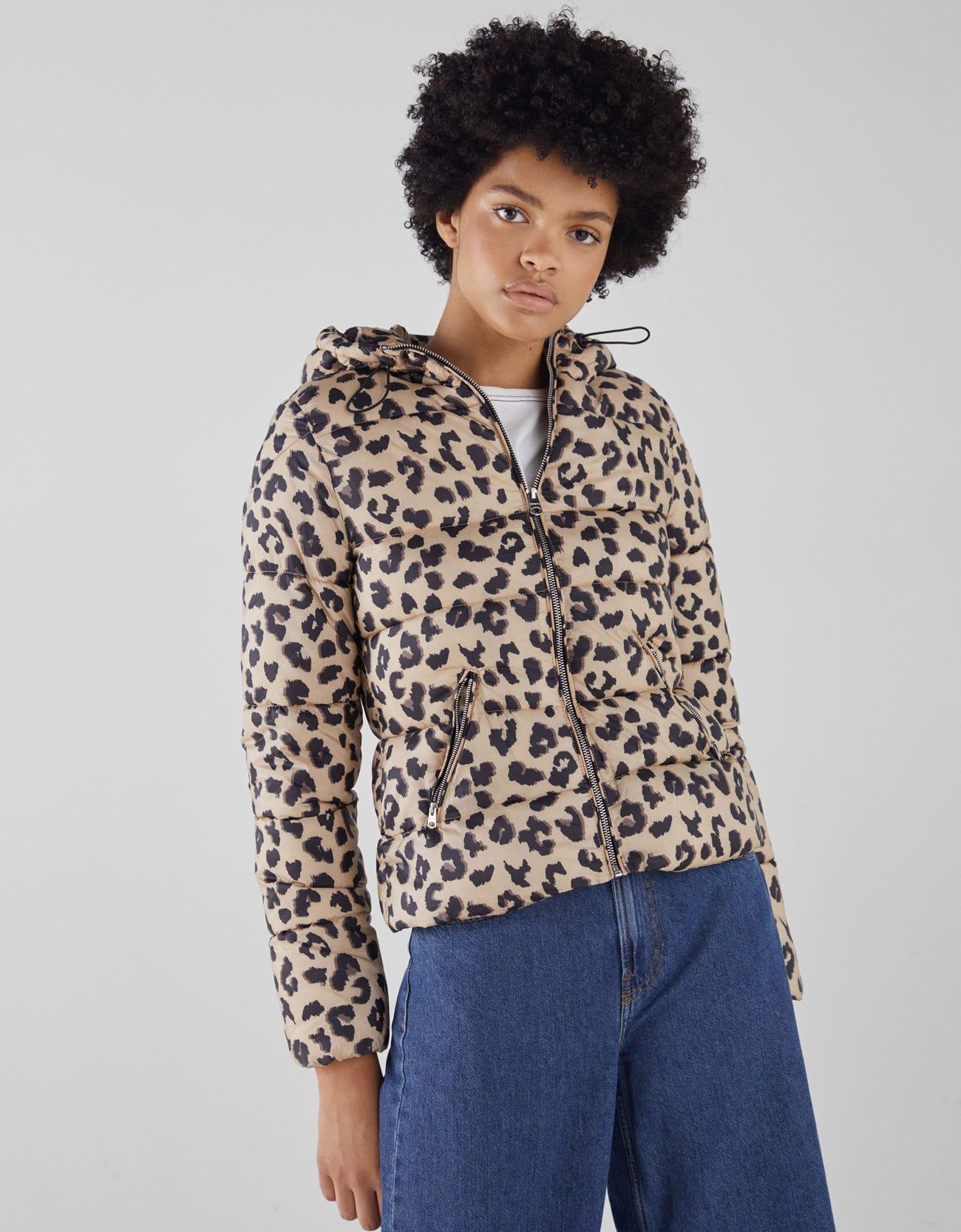e2159d1c4255 Best Leopard Print Coats To Keep You Warm Winter 2018