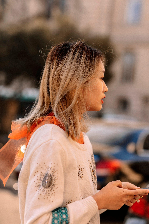 Mushroom Blonde : la couleur de cheveux blonds tendance de l'été