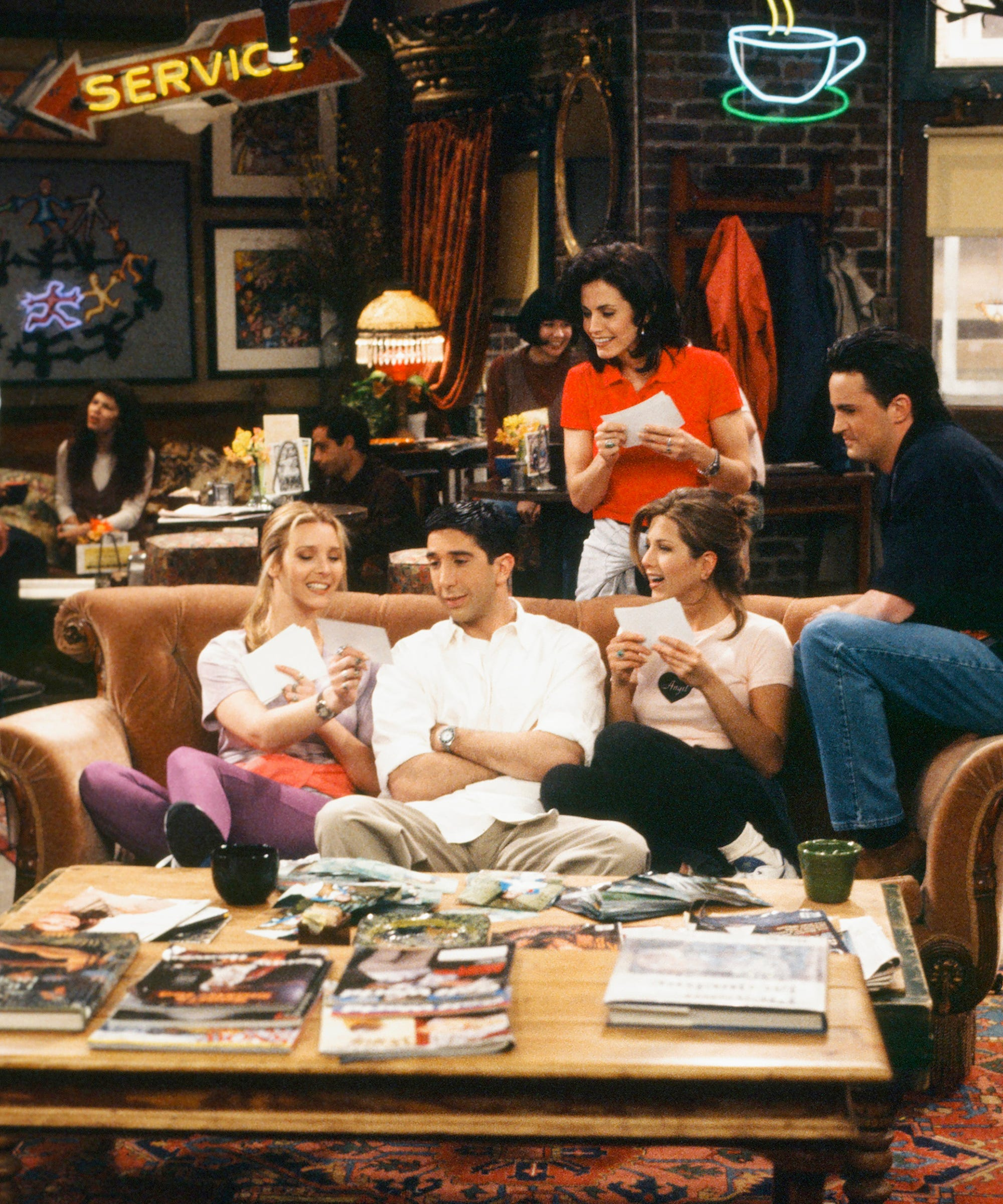 Can't Make It To Central Perk? Amazon Has You Covered With Friends Coffee