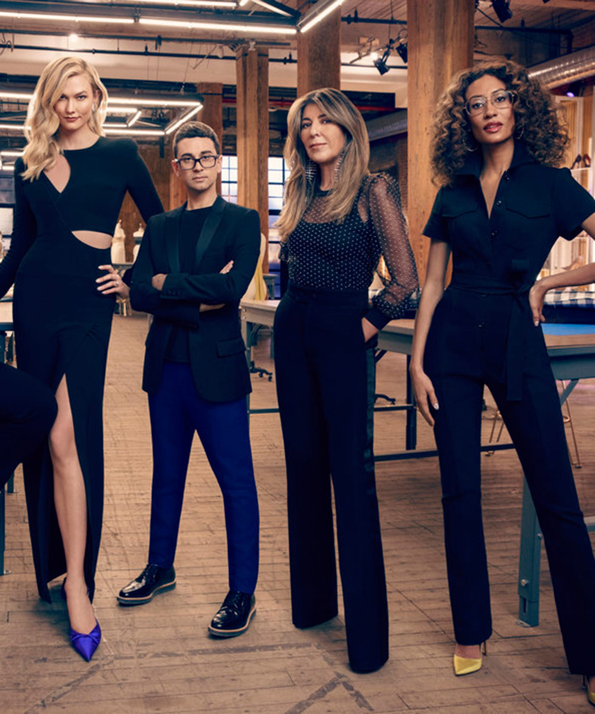 The New & Improved Project Runway Tackles A Lot More Than Just Clothes
