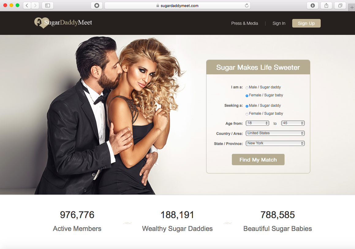 Kostenlose Sugar Daddy Websites uk