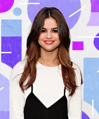 Selena Gomez Slick Bob LA Haircut Instagram Stories