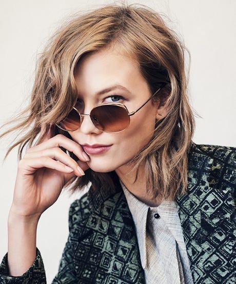 Karlie Kloss Warby Parker Sunglasses -Edible Schoolyard