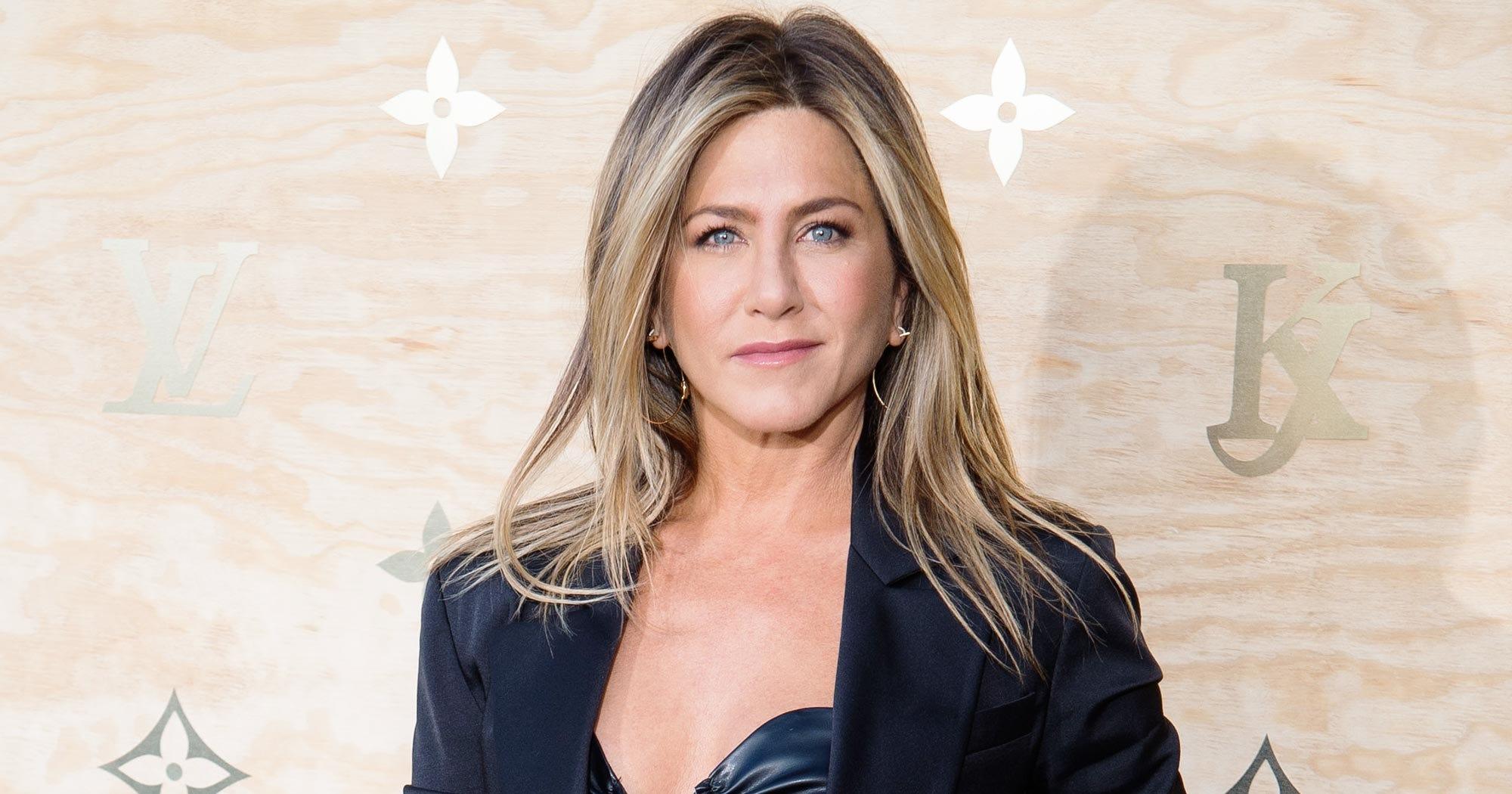 Jennifer Aniston Beauty Tips Friends Rachel Hair Bob