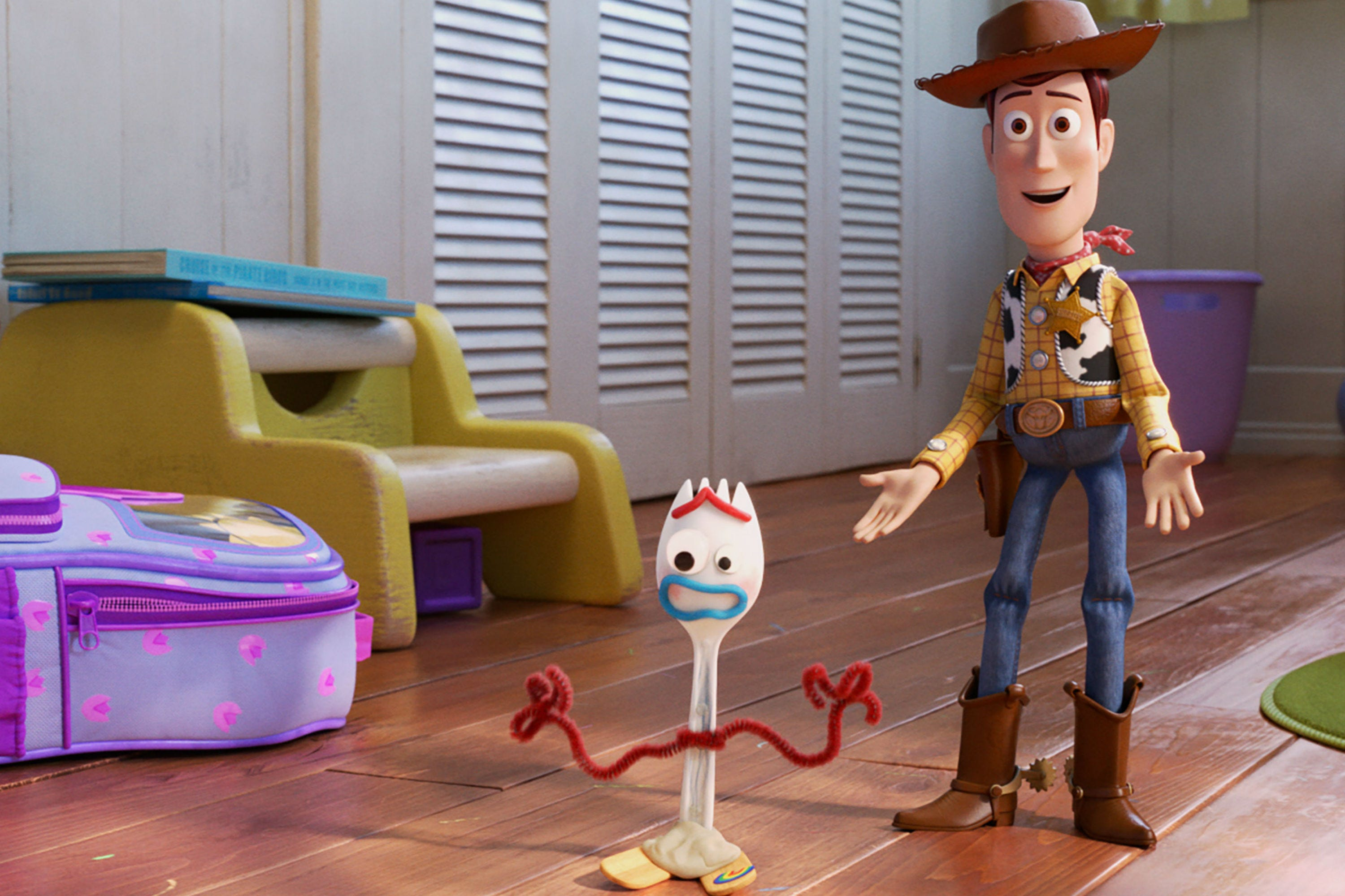 Toy Story 4 Is Giving The Internet All The Feelings