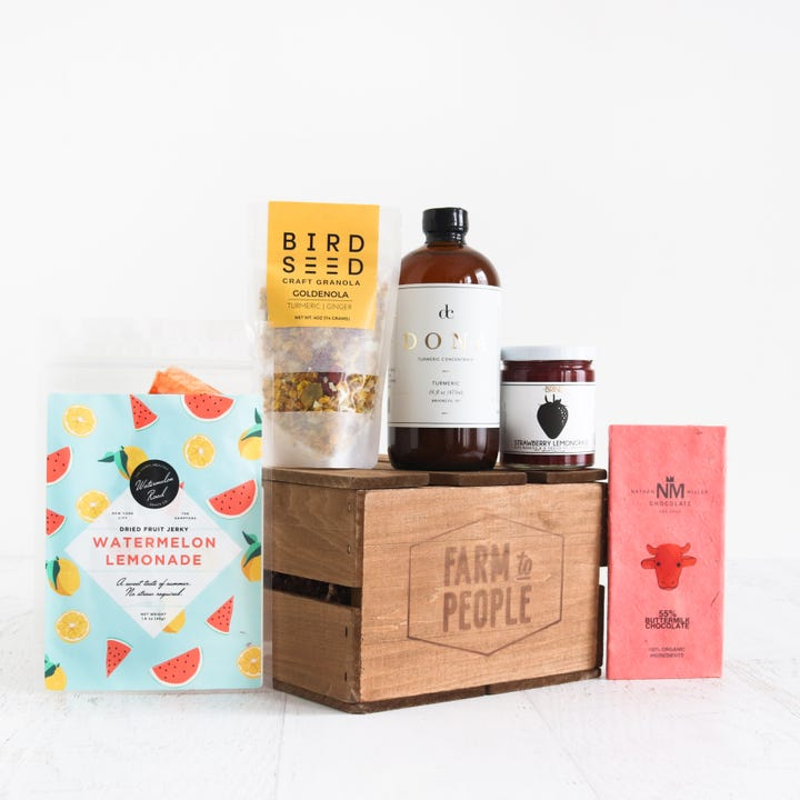 Marketplace Carries Small Batch And Al Foods From A Wide Range Of Trendy Up Comers Now It S Offering Gift Bundles Curated Just For Mom