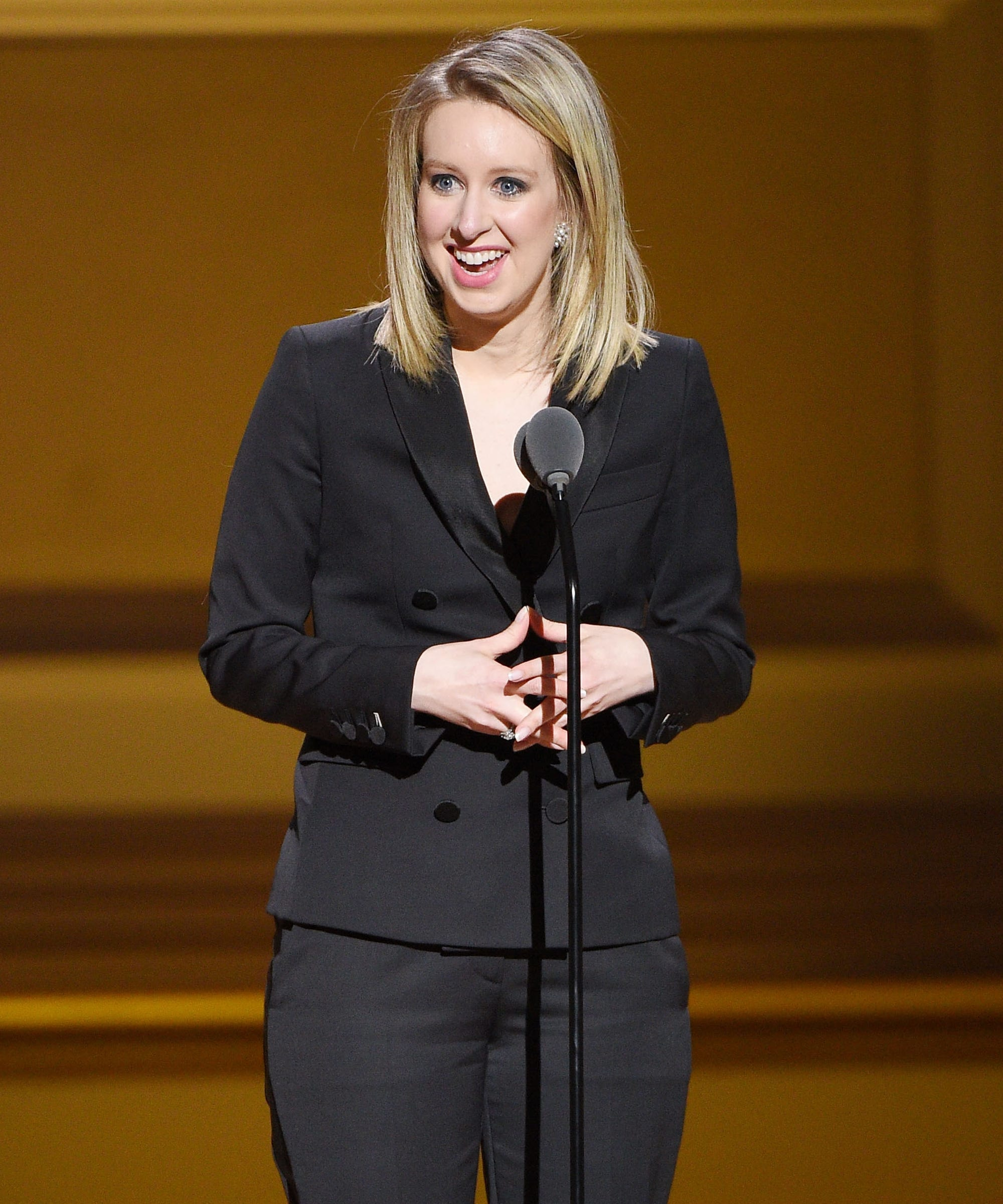 Elizabeth Holmes' Quotes Once Inspired — Now, They're Shocking