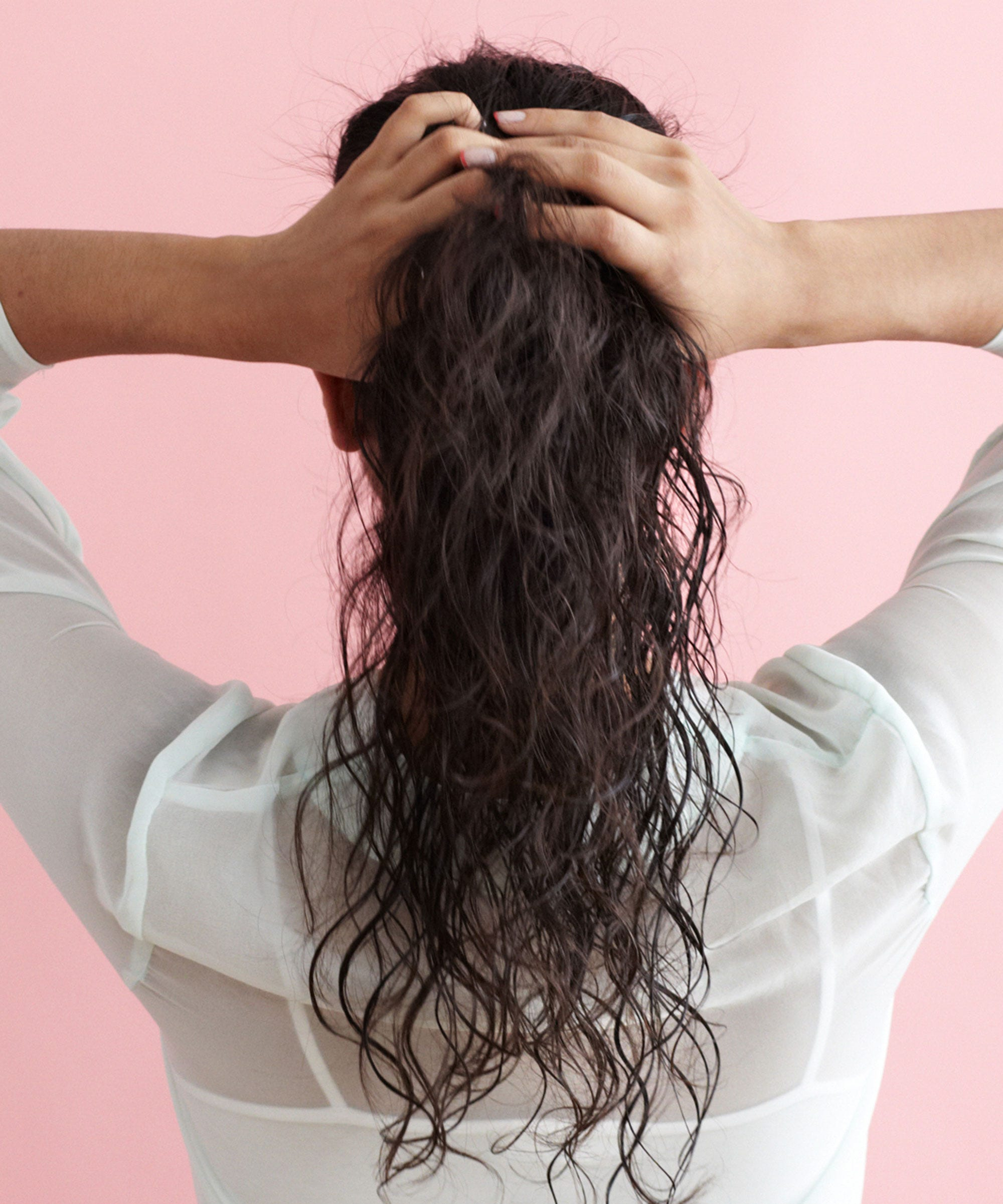 How To Get Healthier Hair 30 Day Challenge