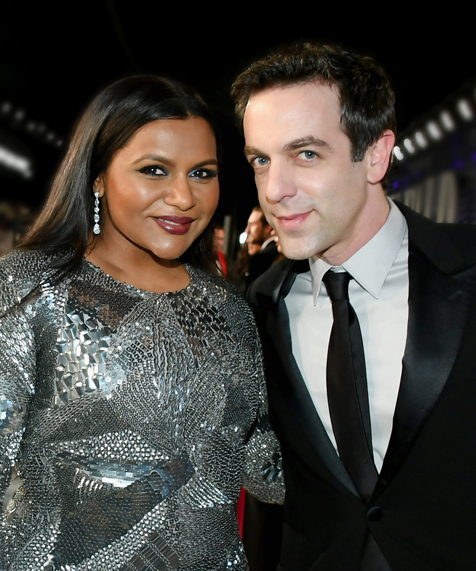 This Is How You Ex: Mindy Kaling Made B.J. Novak Her Baby's Godfather