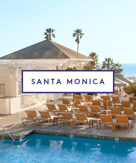 Santa Monica Things To Do New Restaurants Boutiques