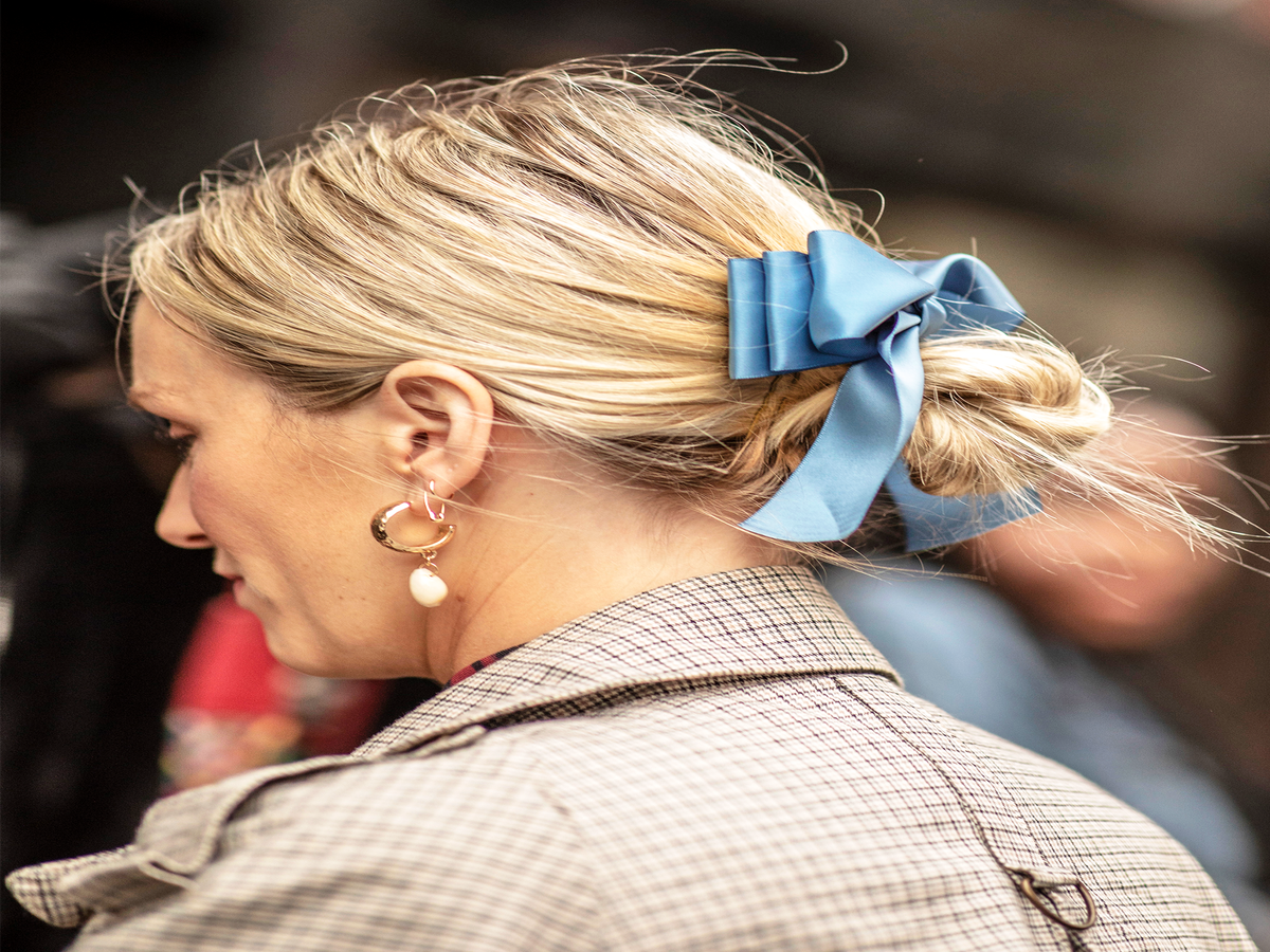 13 Easy Updo Ideas That Won t Remind You Of Your Prom