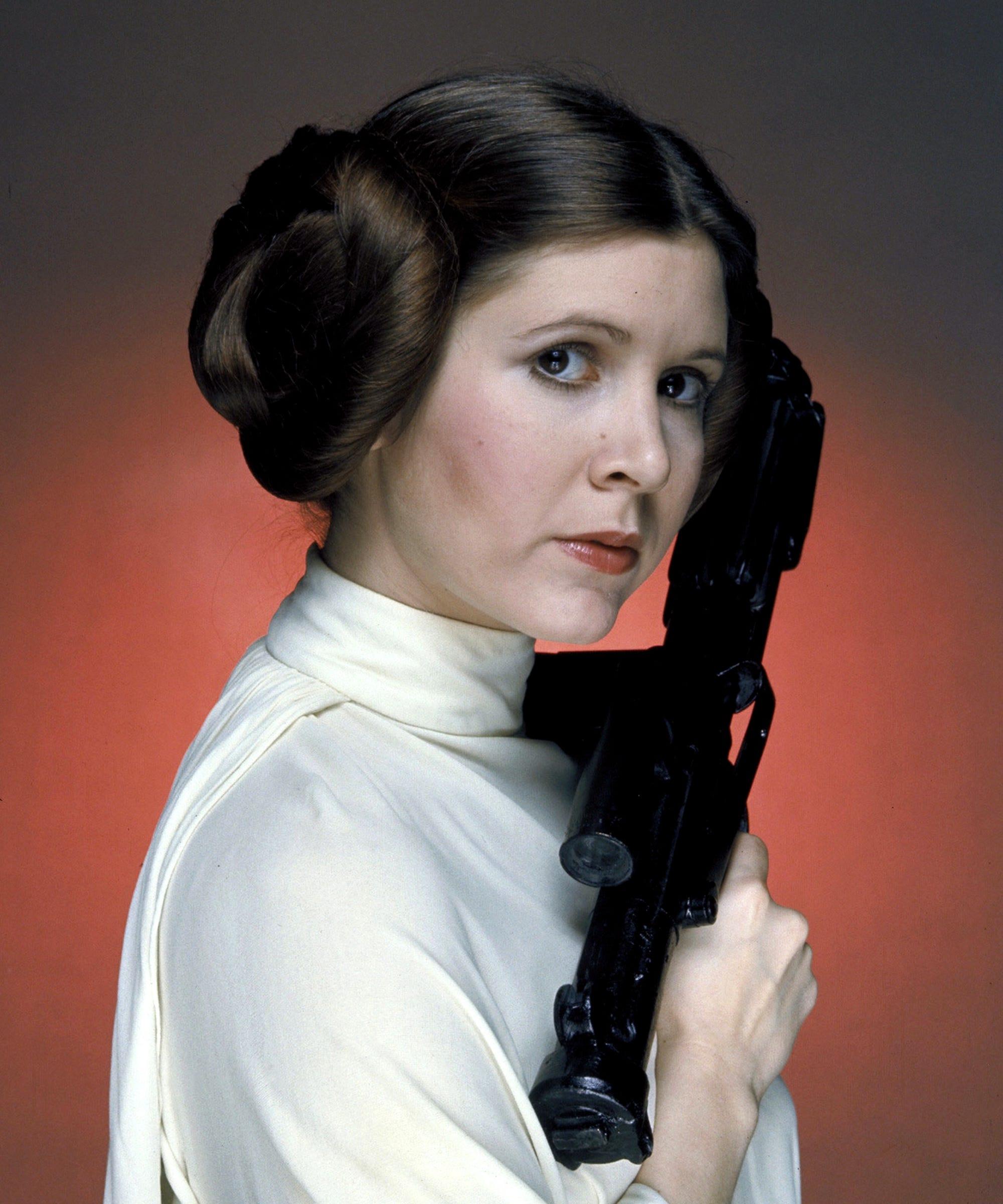Jabba The Hutt Fucks Princess Leia Complete carrie fisher princess leia feminism