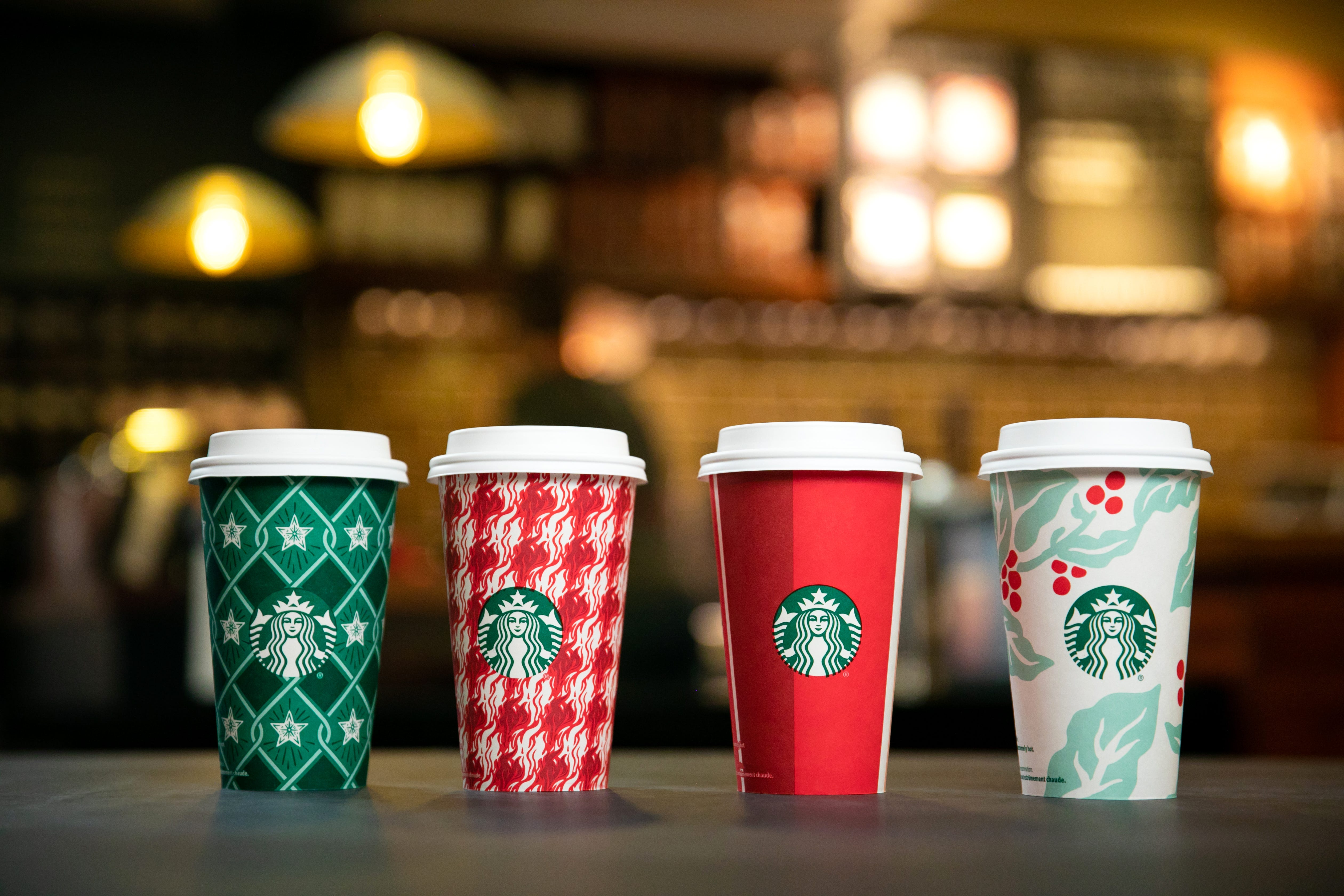 Starbucks Is Giving Away Free Holiday Drinks This Week images