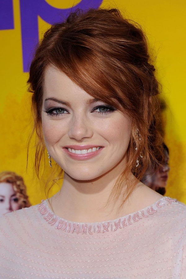 Emma Stone Birthday Young Beauty Looks Over The Years