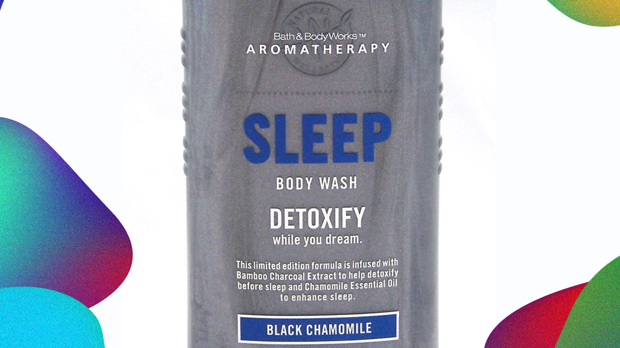 Bath Body Works New Sleep Body Wash Unisex No Gender