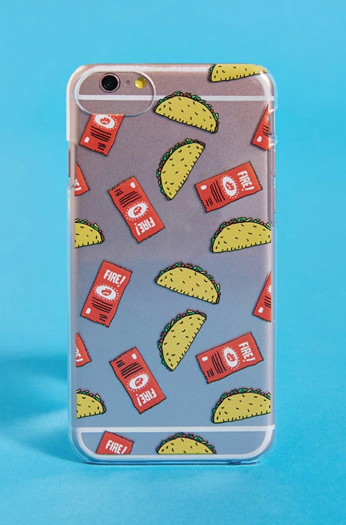 official photos 2133b e27a9 Shop Forever 21 x Taco Bell Collection
