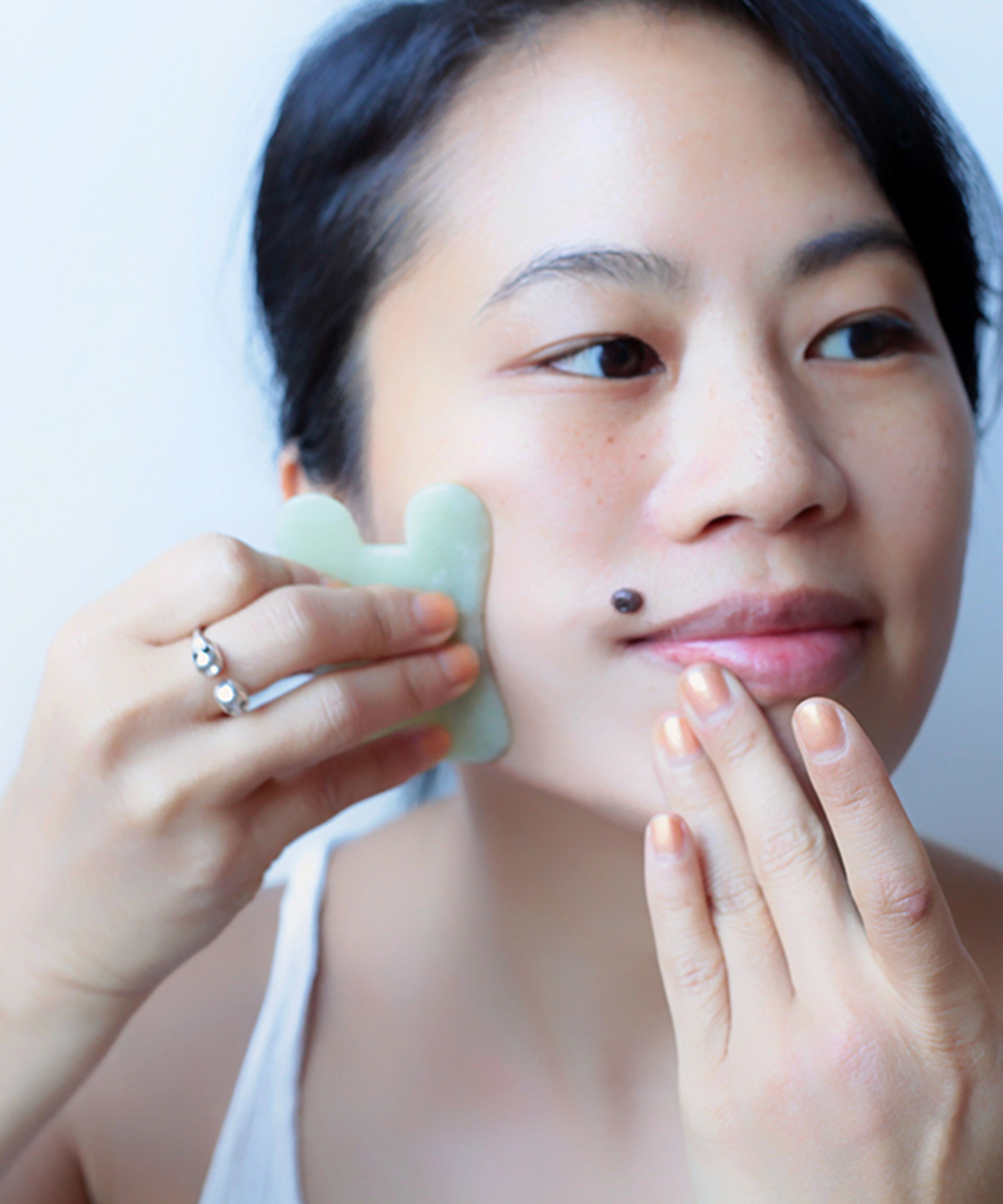 Nyc skin care trend chinese facial eastern medicine pooptronica