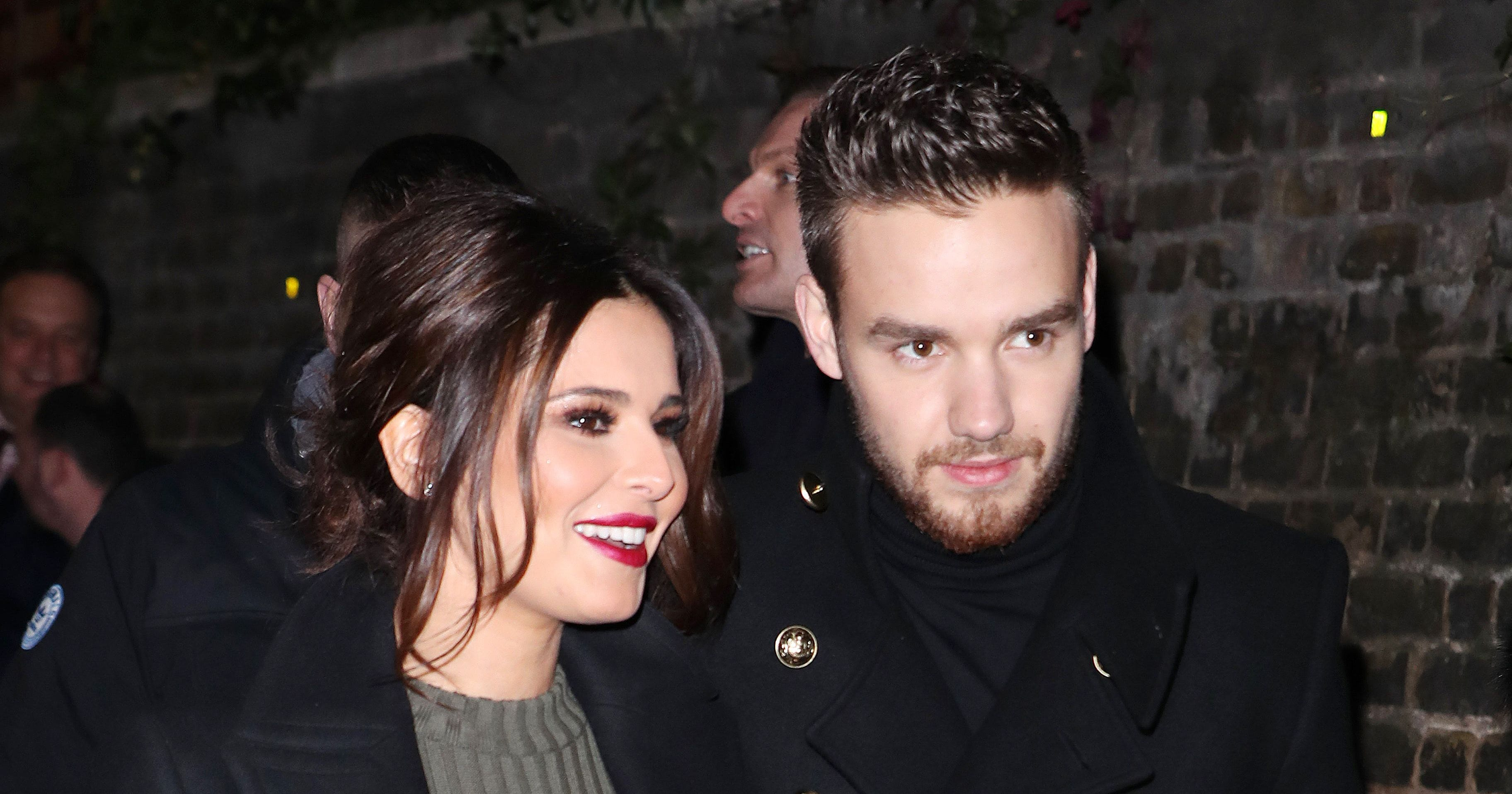 14-Year-Old Liam Payne Meeting His Now GF Cheryl Is Trippy