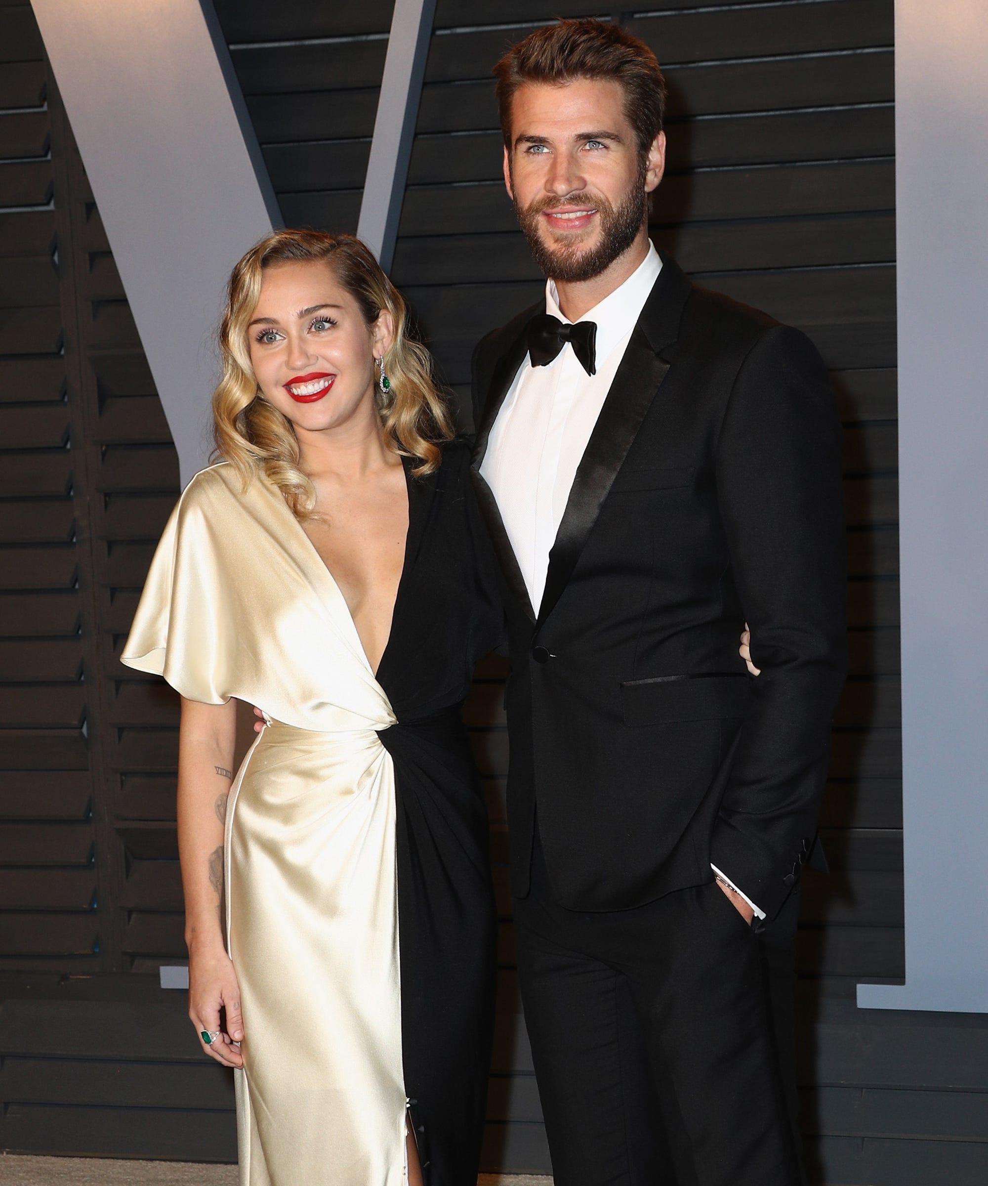 Miley Cyrus Liam Hemsworth Honeymoon Details
