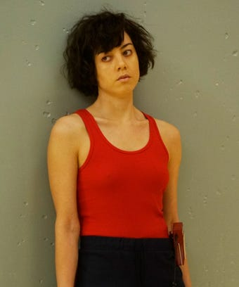 Aubrey Plaza in Legion on FX