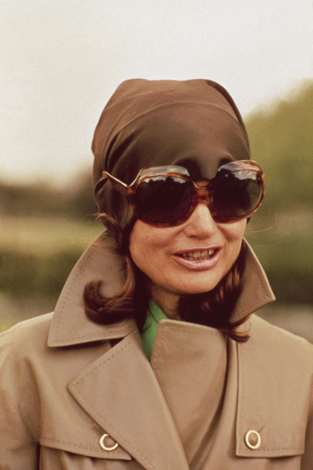 268036728f Jackie Kennedy Fashion Colorful Style New York