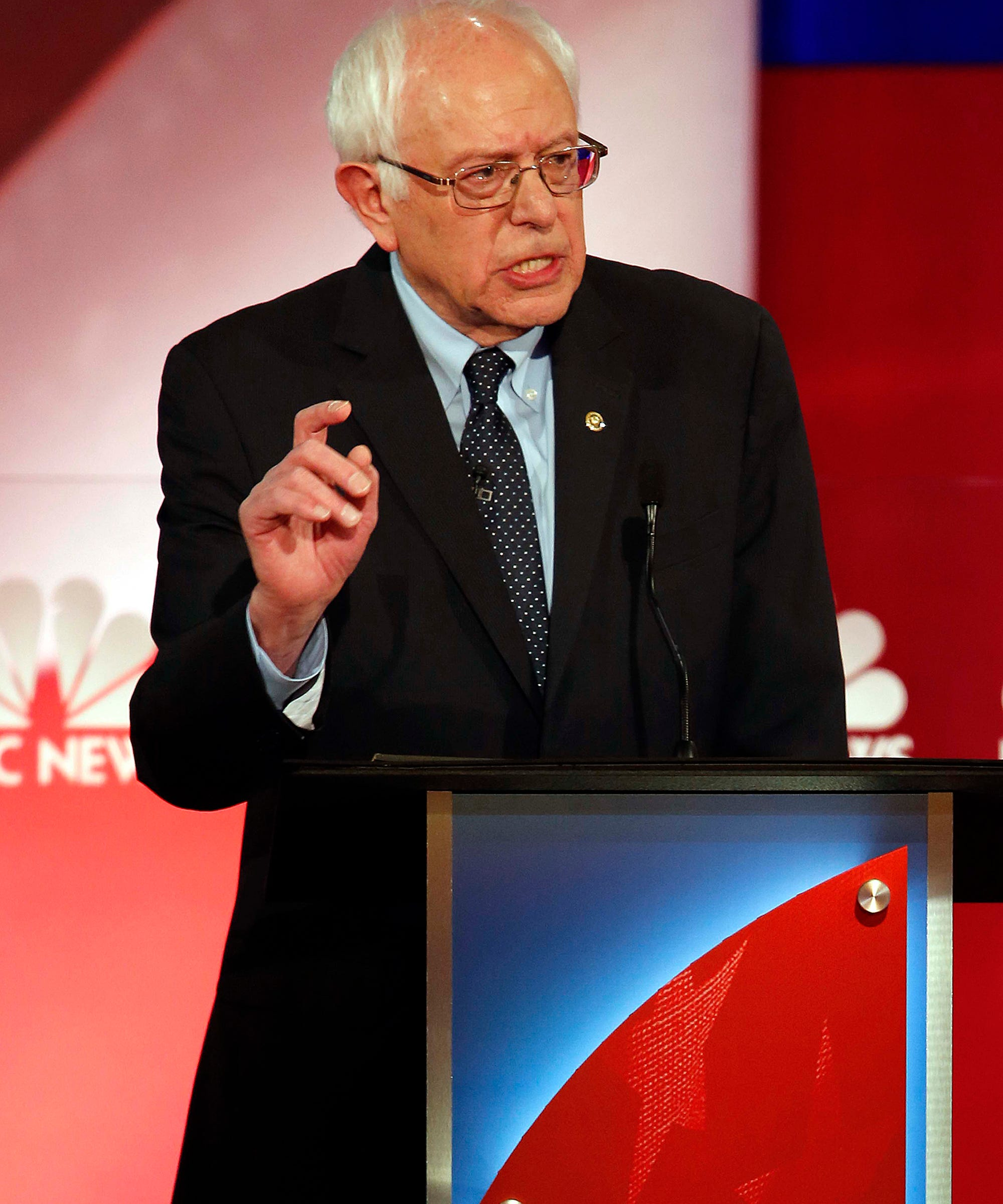 Heroin Takes Center Stage At Democratic Debate