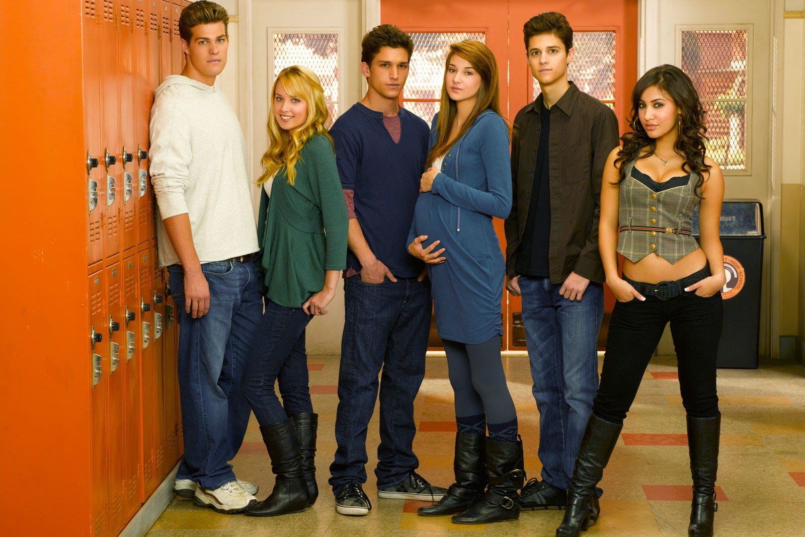 The secret life of the american teenager cast hookup