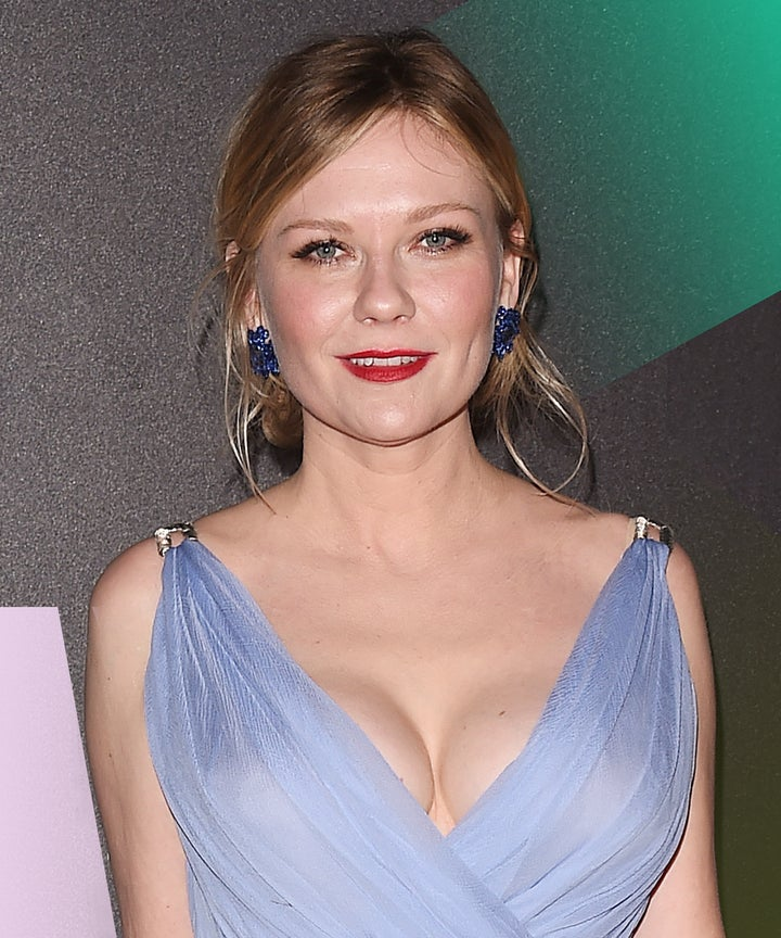Kirsten Dunst Cried On The Red Carpet At The Beguiled Cannes Premiere