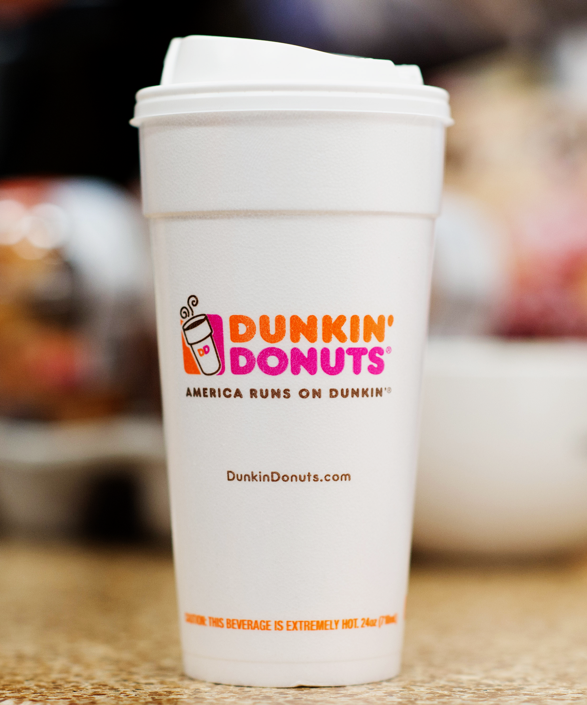 Dunkin Donuts - National Coffee Day Deal