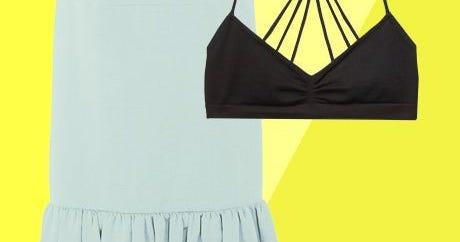 8 Very Surprising Dress-&-Bra Mashups