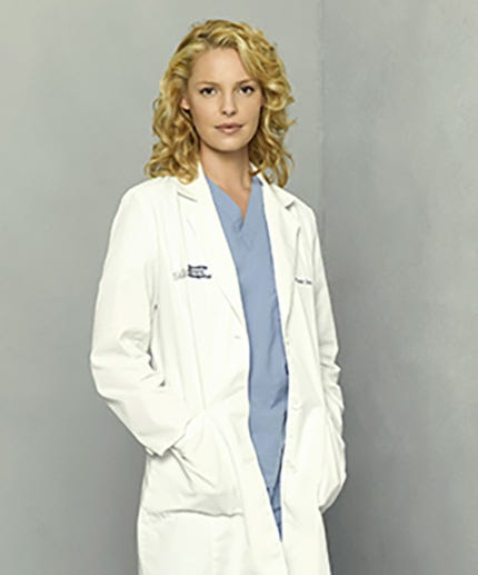 Izzie Stevens Katherine Heigl Greys Anatomy Return