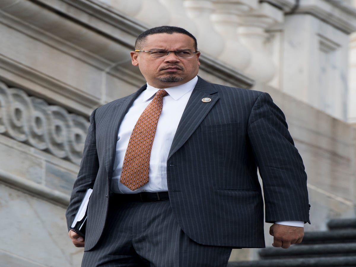 Will Voters Care About The Domestic Violence Allegations Against Rep. Keith Ellison?