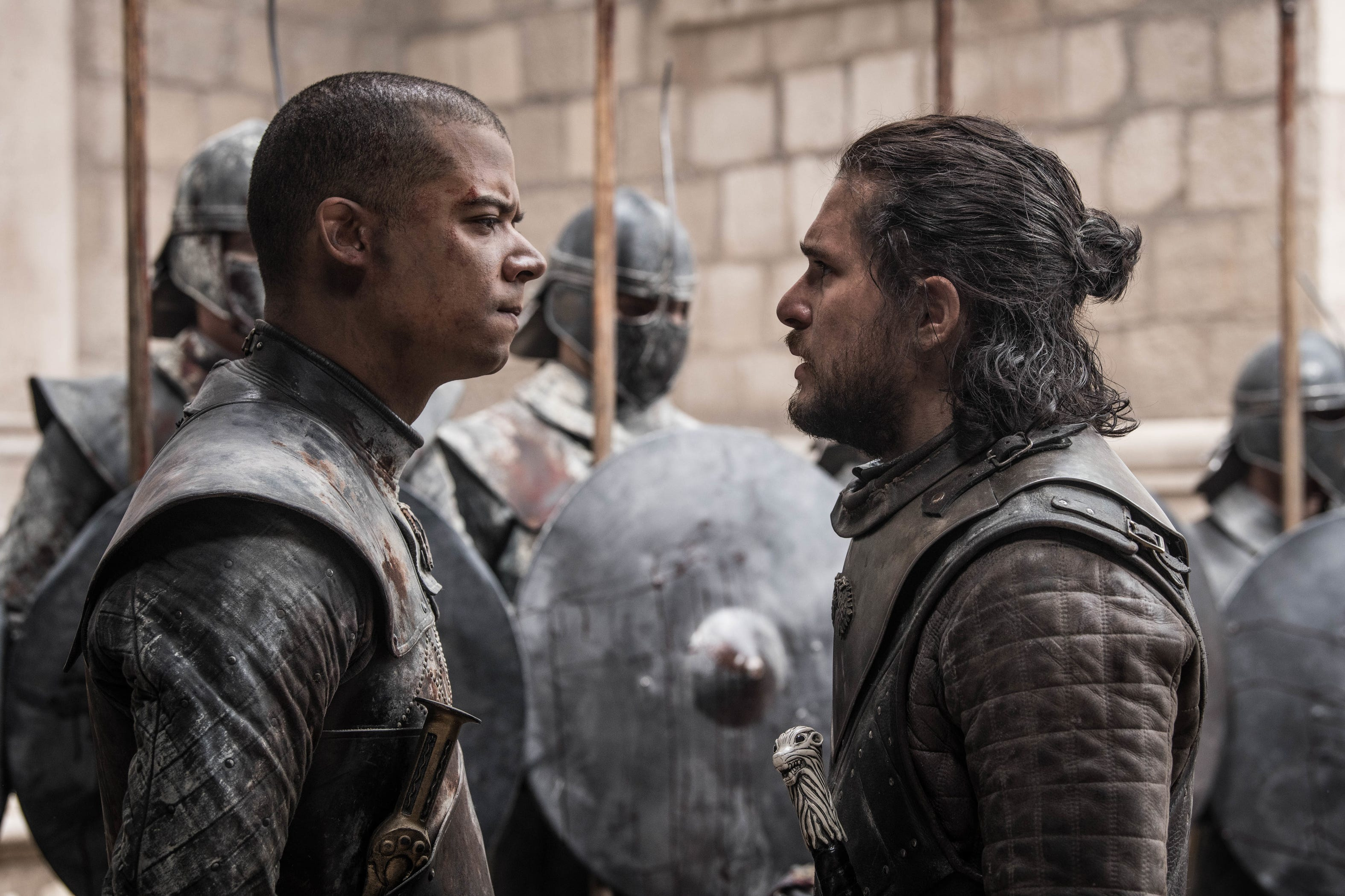 Grey Worm's Destination In The Game of Thrones Finale Is Actually Very Moving