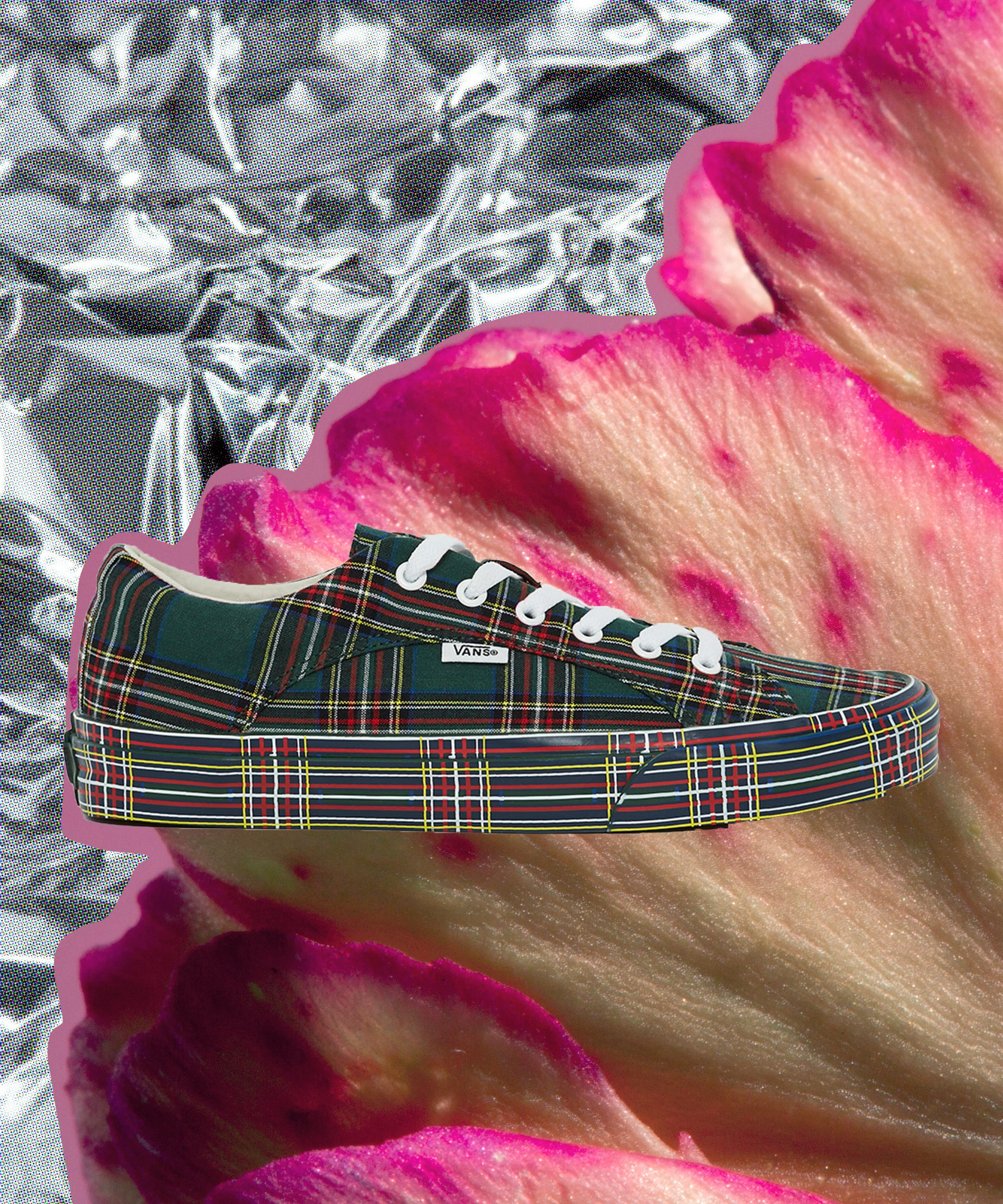 397ae883f36b Vans Opening Ceremony Plaid Holiday Collection 2017