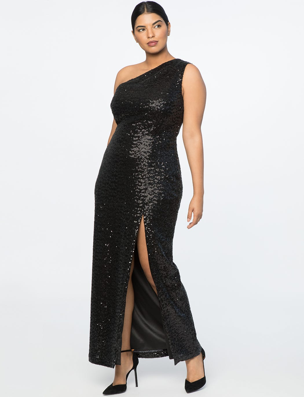 626991dcdc5d Jason Wu x Eloquii Plus-Size Holiday Collection Is Here
